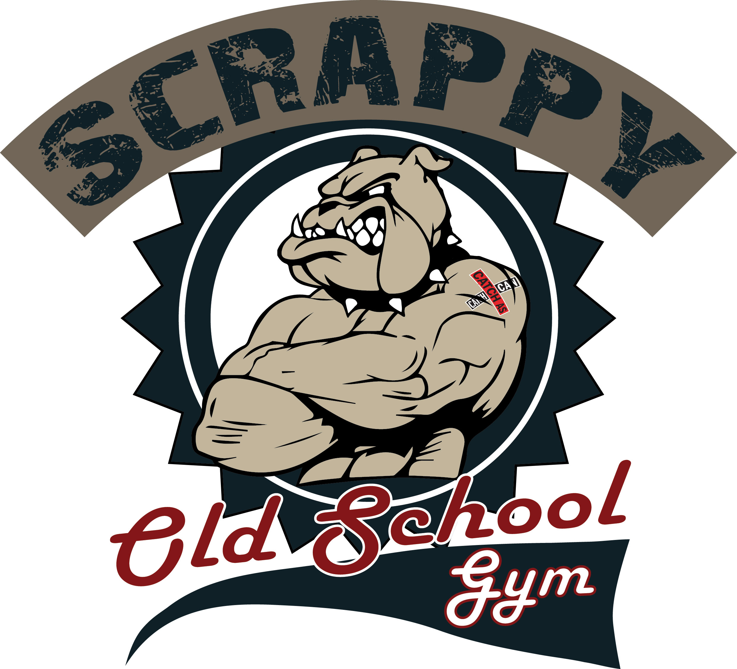 Scrappy Main Logo
