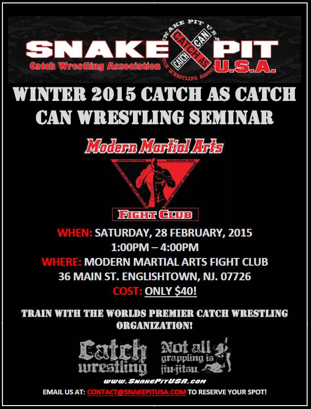 Winter Seminar Flyer 2015