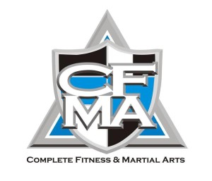 Complete Fitness & Martial Arts Logo