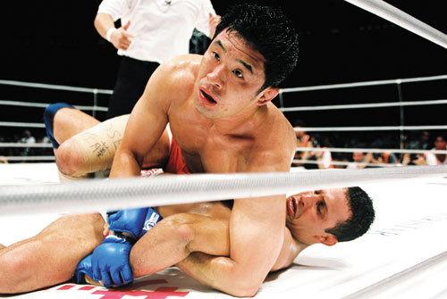 Kazushi Sakuraba pic for legends