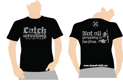 Not-all-Grappling-is-Jiu-jitsu-T-shirt