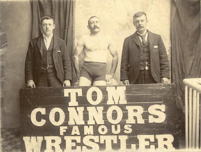Tom Connors