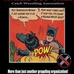 Batman and Robin Double Wrist Lock