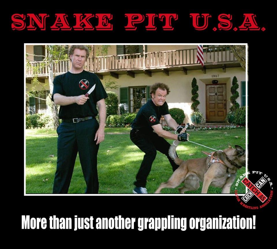 Snake Pit U.S.A. Security