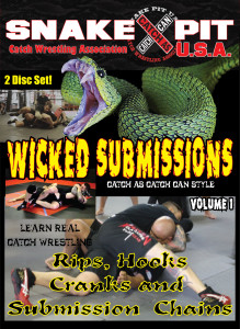 Wicked Submissions Final 1 | Snake Pit U.S.A. Catch Wrestling | Razors Edge MMA | Joel Bane | John Potenza | Dan Bocelli | NJ Catch Wrestling