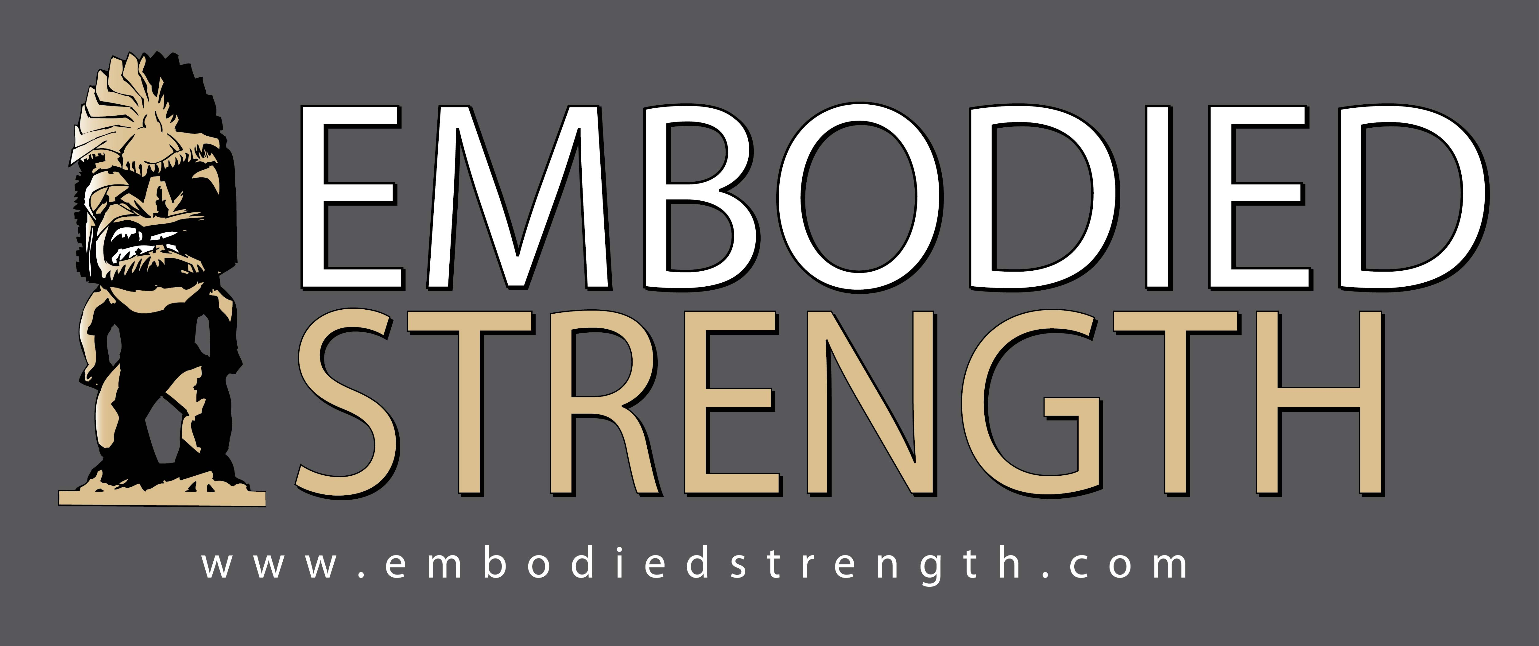 Embodied Strength Logo