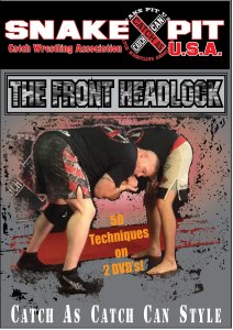 Catch Wrestling Front Headlock DVD| Snake Pit U.S.A. Catch Wrestling | Razors Edge MMA | Joel Bane | John Potenza | Dan Bocelli | NJ Catch Wrestling