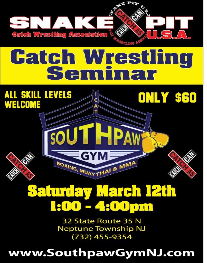 south paw mar 12 2016