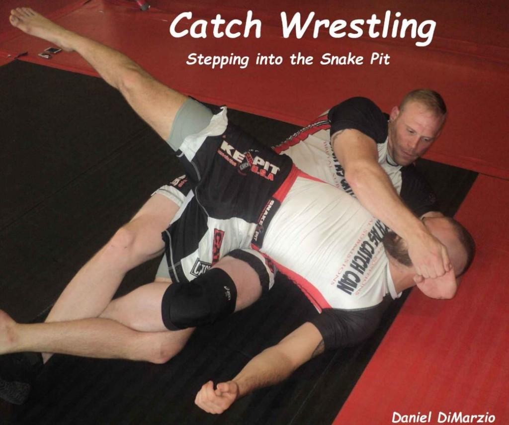 catch wrestlling book