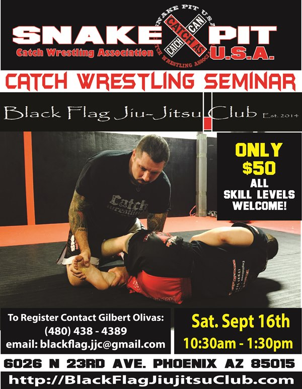 Black Flag Jiujitsu Sep 16 2017