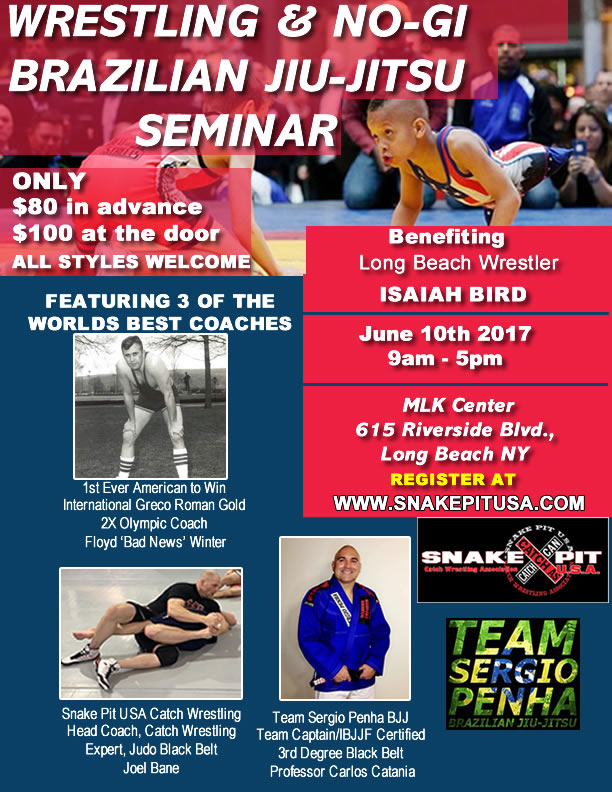 MLK-Center-Wrestling Seminar