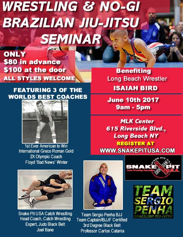 MLK-Center-Wrestling Seminar